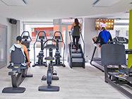 Fitnes teretana Athletic Gym