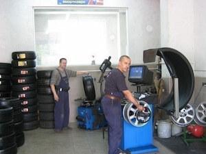 Centriranje trapa 2M auto servis