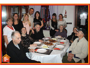 Dom za stare Bg Dom 56 - Proslava nove godine