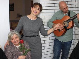 Dom za stare Bg Dom 56 - 8. mart 2017.