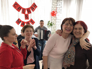 Dom za stare Bg Dom 56 - 8. mart 2018.