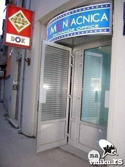 Menjacnica DOK, Makedonska 28, Beograd, 011/322 32 47