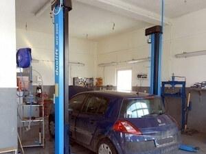 Auto centar GTR - Auto servis Borča
