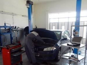 Auto centar GTR - auto servis Renault i Dacia vozila
