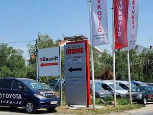 Besplatna dijagnostika Toyotinih vozila