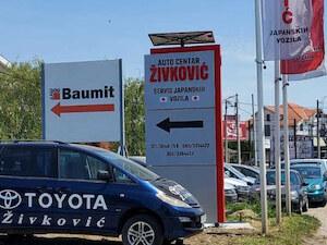 Besplatna dijagnostika Toyotinih vozila Beograd