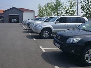 Limarski radovi Toyotinih vozila