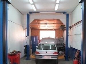 Servis automobila Shop Invest u Rakovici
