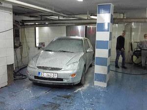 Autoperionica NBGD car wash