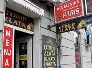 Menjačnica Paris slike