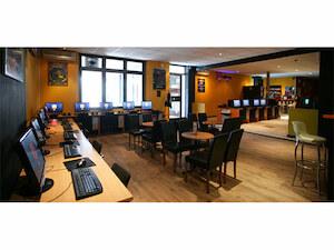 3d cafe internet gaming centar