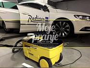 MOJE PRANJE - dubinsko pranje nameštaja, tepiha i svih vrsta vozila