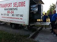 Selidbe Maksimović Trans