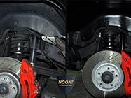 Car detailing NCoat – poliranje i dubinsko pranje automobila
