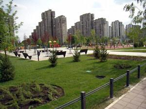 Cvetnik - uredjenje i zalivanje zelenih površina