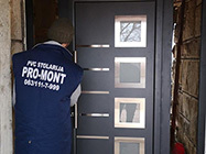 ALU i PVC stolarija Promont Plus