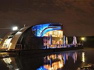 Sirena brod & splav restoran za venčanja