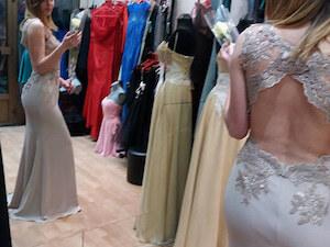 Nesanica haljine i vencanice