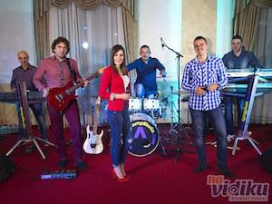 Muzički bend AMPLITUDA Beograd