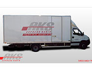 Iveco daily truck