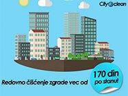 CITY CLEAN čišćenje i održavanje objekata