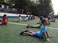 Letnji kamp Pokret za okret
