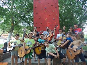 Škola gitare Starčević Stari grad