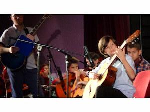 Škola gitare Starčević Čukarica