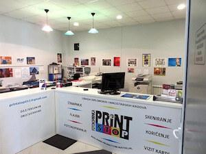 Fotokopirnica Print Stop