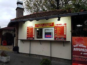 Fast food Eliot