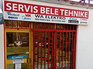 Servis bele tehnike WA Elektro