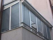 Zastakljivanje terasa - Miniroloplast