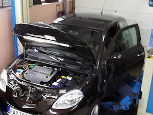 Scan auto servis