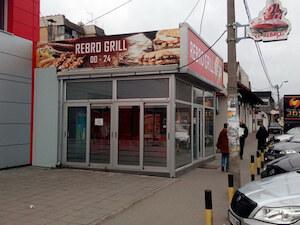Rebro Grill Fast food