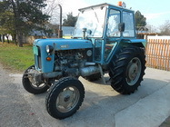 Traktorska stakla Tumba