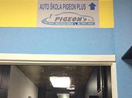 Auto škola Pigeon plus