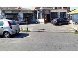 Auto perionica Živanović