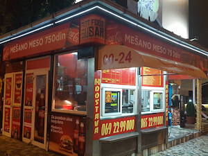 Fast food Gusar