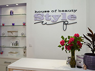 House of beauty Style up