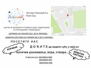 Edukativni centar LogikoNS