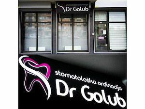 Stomatološka ordinacija Dr Golub