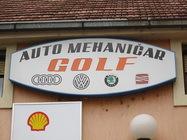 Auto servis Golf