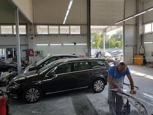 Limar i lakirer auto Nesa