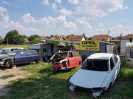 Auto otpad Opel