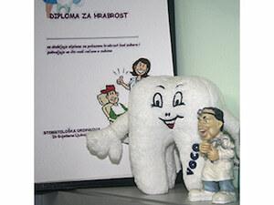 Stomatološka ordinacja dr Svjetlana Ljubojev