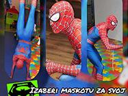 Igraonica Super Heroji