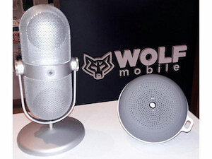 Wolf mobile