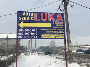 Auto servis Luka i Deda