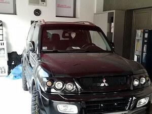 Velauto Plus Mitsubishi servis
