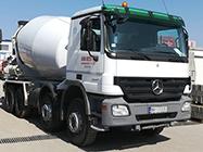 Varda Sistem prodaja i prevoz betona